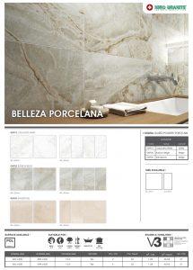 Belleza Porcelana Collection